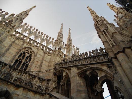 The Duomo, Milan.
