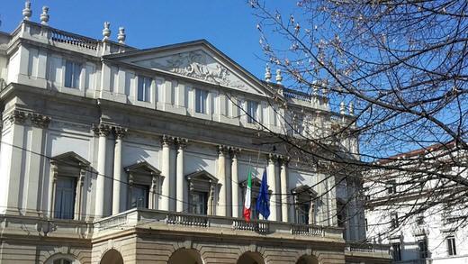 La Scala, Milan.