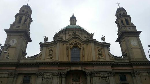 Sant'Alessandro in Zebedia, Milan.