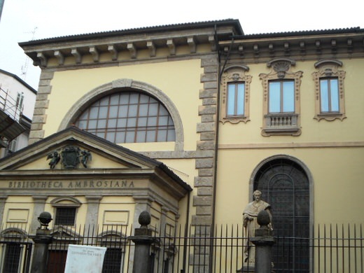 Biblioteca Ambrosiana, Milan.