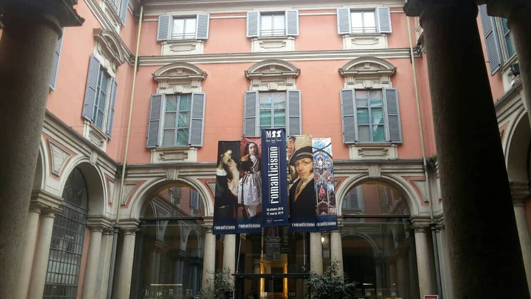 Museo Poldi Pezzoli: Its various collections will not let you feel bored!
