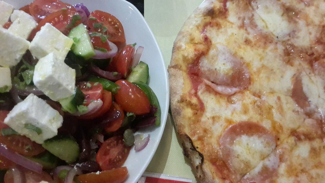 Itria: Very close to authentic Italian cuisine