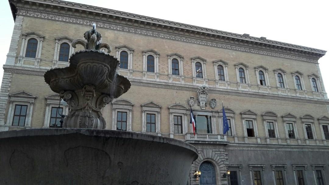 Piazza Farnese, Rome