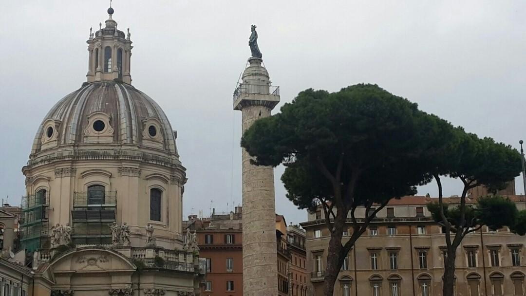 Colonna di Traiano, Roma