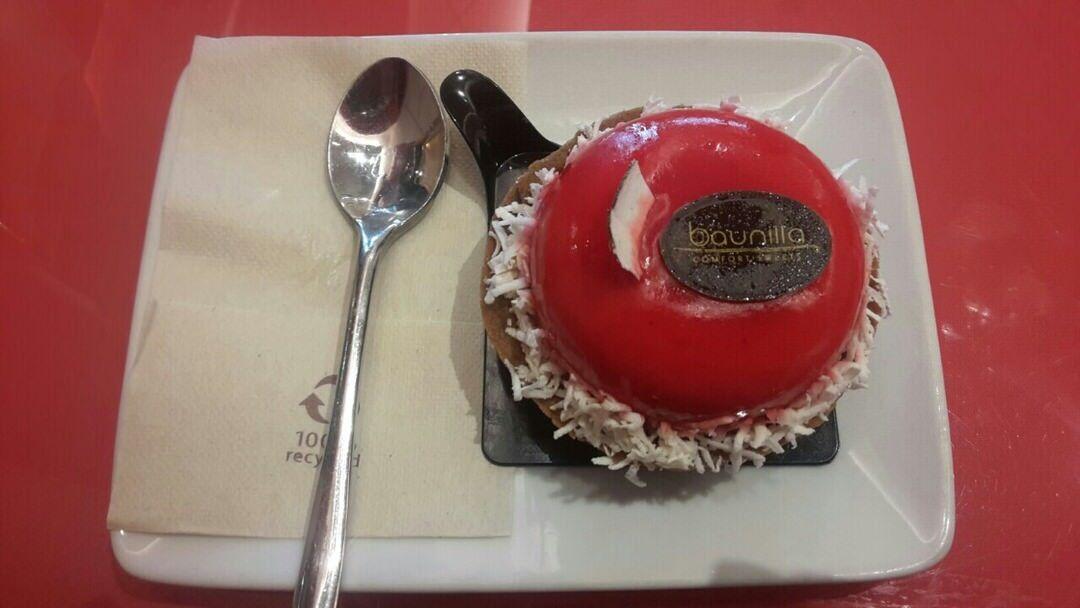 Baunilla : Super sweets in a super cute place