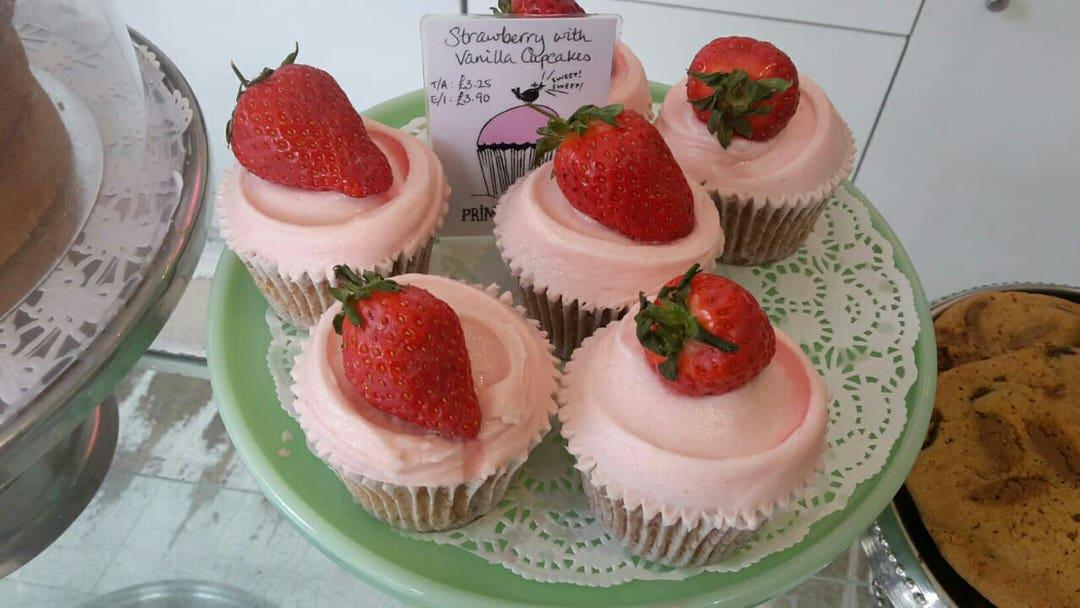 Primrose Bakery: A cute cupcakes heaven!