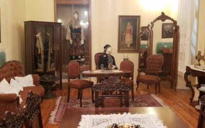 Historical and Folklore museum of Aegina: Traditions and customs of a past era