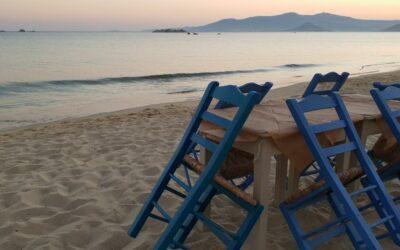 Nikos – Maria: The ideal seaside tavern