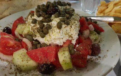 Irini's: The best Greek tavern in Naxos' port