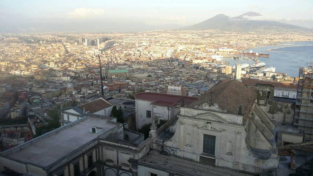 Napoli - Naples, Italy.