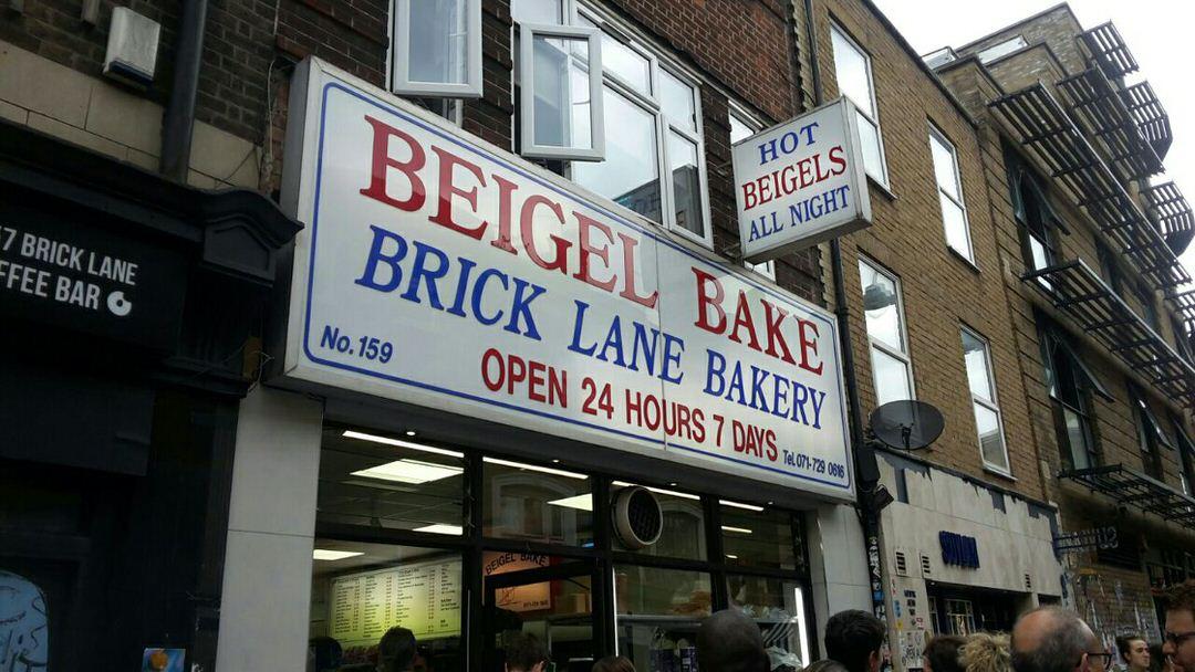 Brick Lane Beigel Bake is a real London foodies institution.