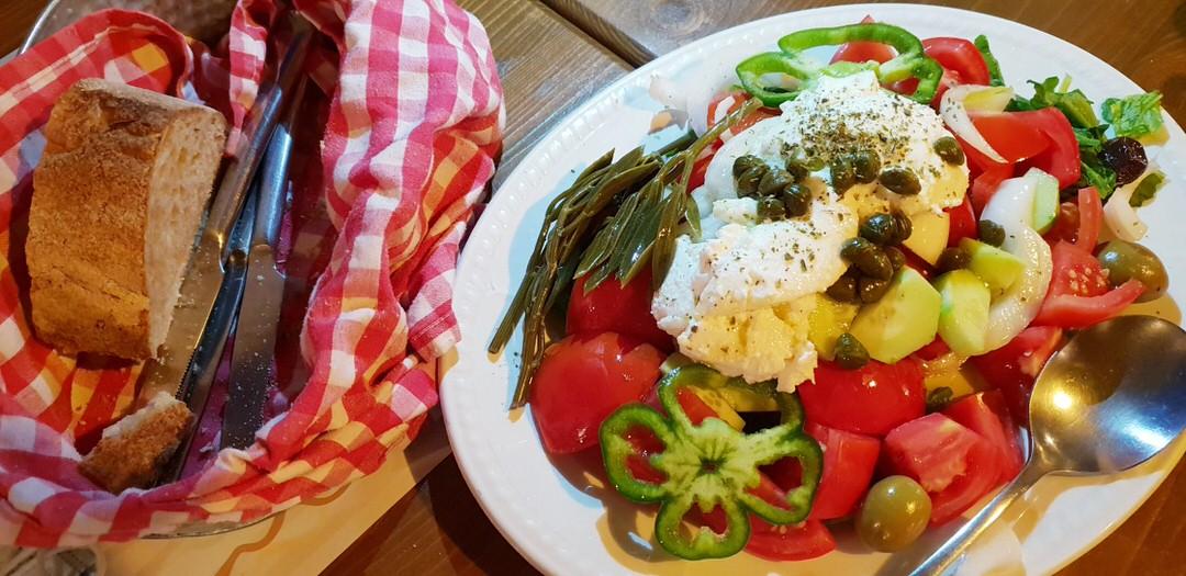 Axiotissa: Tradition meets creativity in Naxos' top restaurant