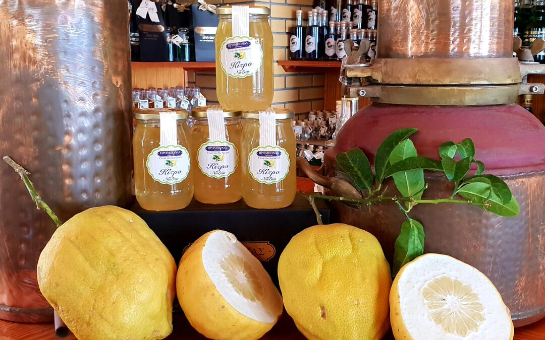 Promponas: Passion, devotion and respect to citrus of Naxos